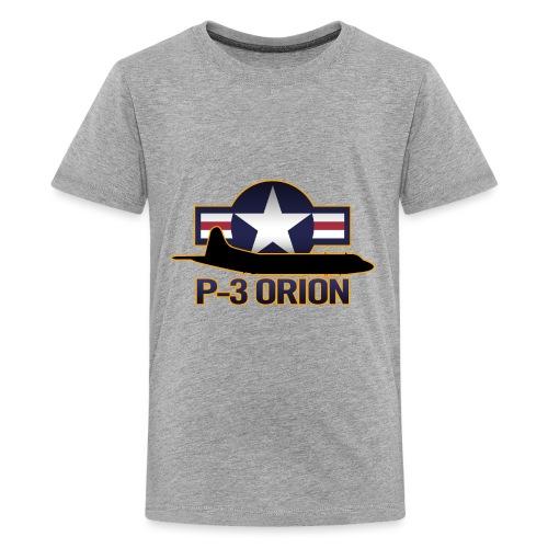 P-3 Orion - Kids' Premium T-Shirt