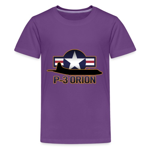 P-3 Orion - Kids' Premium T-Shirt