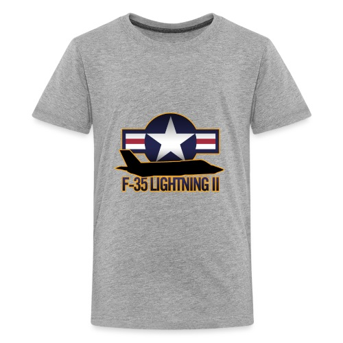 F-35 Lightning II - Kids' Premium T-Shirt