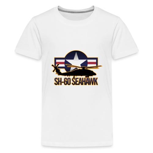 SH 60 sil jeffhobrath MUG - Kids' Premium T-Shirt