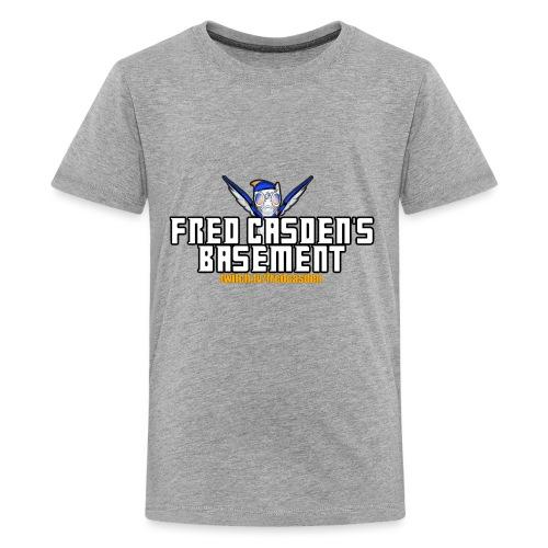 Fred Casden's Basement 2019 - Kids' Premium T-Shirt