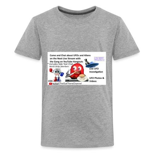 OT Live Stream Tshirt - Kids' Premium T-Shirt