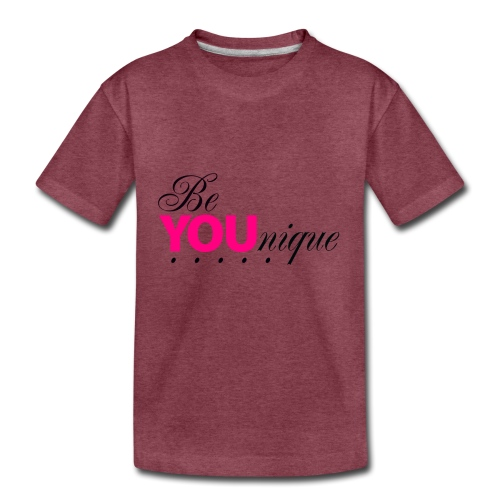Be Unique Be You Just Be You - Kids' Premium T-Shirt