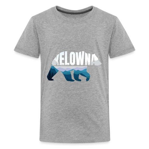 Kelowna Grizzly - Kids' Premium T-Shirt