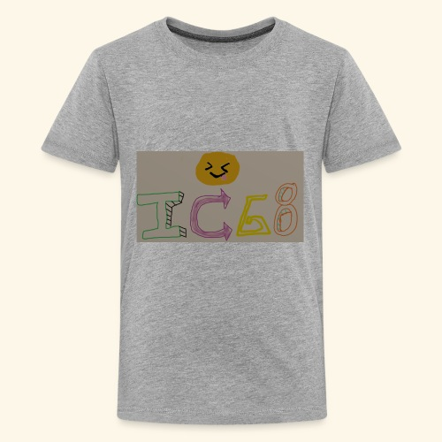Graffity art - Kids' Premium T-Shirt