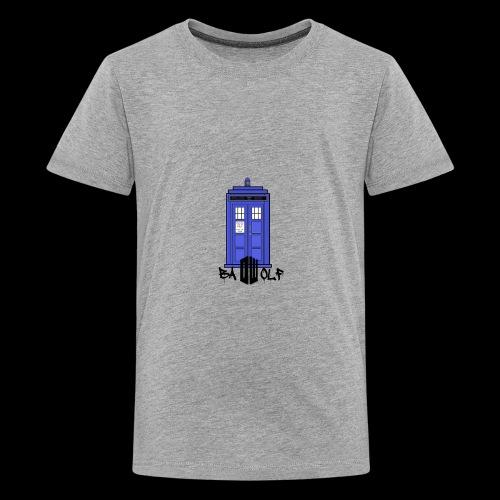 TARDIS - Kids' Premium T-Shirt