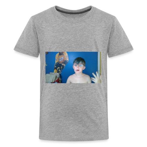WIN 20180418 19 50 13 Pro - Kids' Premium T-Shirt