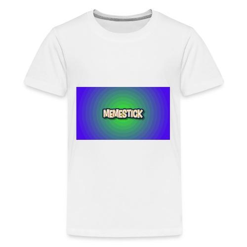 memestick symbol - Kids' Premium T-Shirt