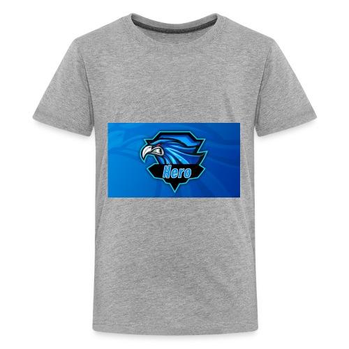 Hero Clan Logo - Kids' Premium T-Shirt