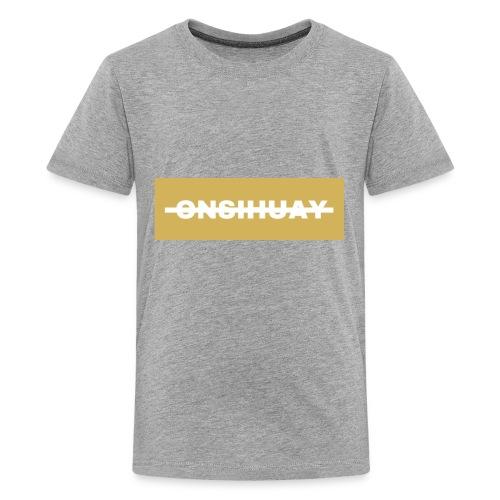 ONSIHUAY (Gold Editon) - Kids' Premium T-Shirt