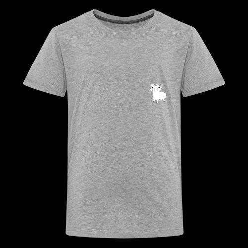 LOOT LLAMA THREE HEADS HYDRA - Kids' Premium T-Shirt