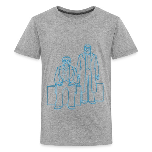 Marx-Engels Forum Berlin - Kids' Premium T-Shirt