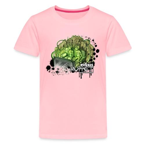 mr & mrs muppet - Kids' Premium T-Shirt