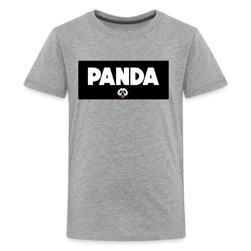 PandaSavageLogo - Kids' Premium T-Shirt