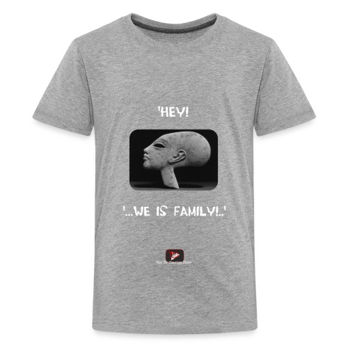 Hey, we is family! - Kids' Premium T-Shirt