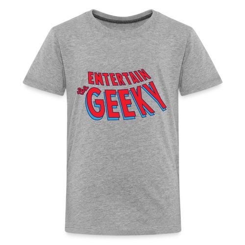 Logo Color 1144x653 - Kids' Premium T-Shirt