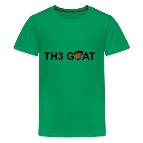 The goat cartoon - Kids' Premium T-Shirt