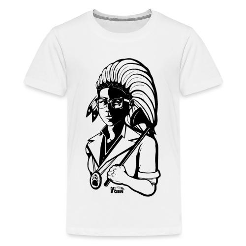 TwoLives - 7thGen - Kids' Premium T-Shirt