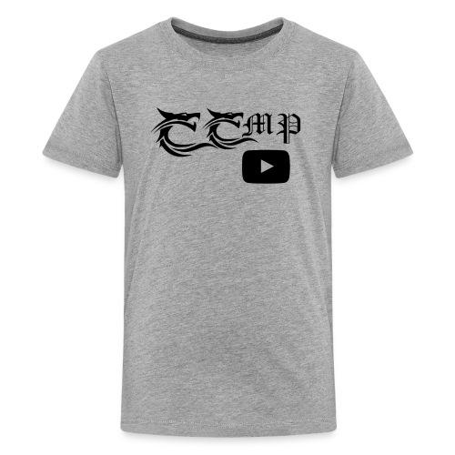 blackk damn ham 00000 png - Kids' Premium T-Shirt