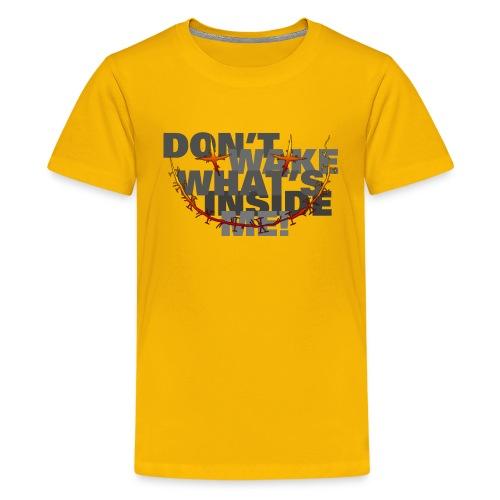 freak inside black - Kids' Premium T-Shirt
