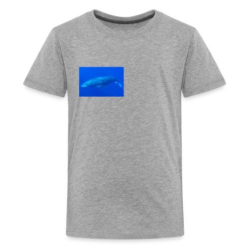 Sperm Whale In Ocean - Kids' Premium T-Shirt