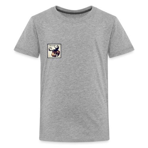 Moosmilk Signuture Merch - Kids' Premium T-Shirt