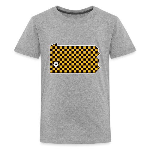 Pittsburgh Soccer - Kids' Premium T-Shirt