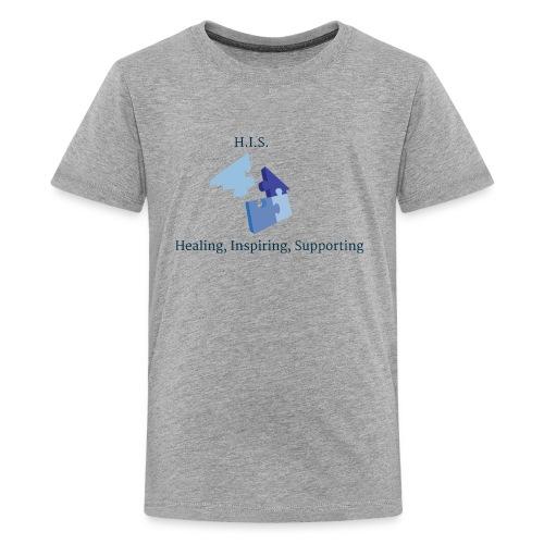 Signature HIS Tee - Kids' Premium T-Shirt