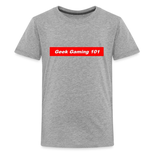 geek gaming bogo - Kids' Premium T-Shirt