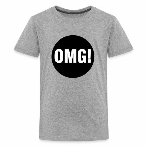 OMG! - Kids' Premium T-Shirt