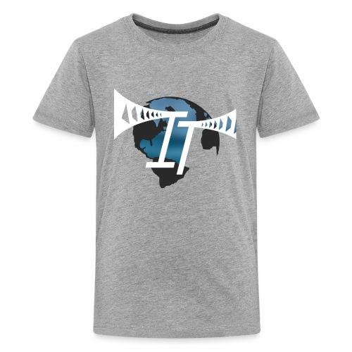 international thrills new logo - Kids' Premium T-Shirt