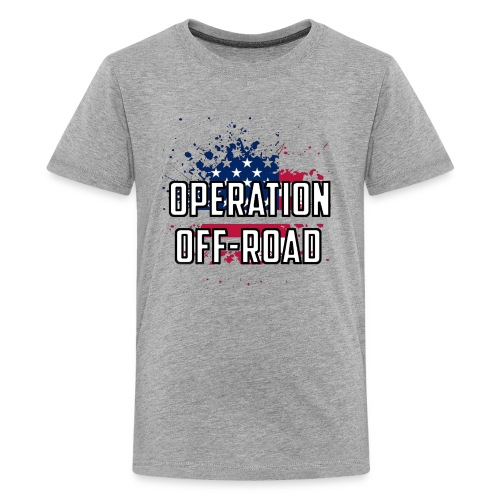 Operation Off-Road OG Logo - Kids' Premium T-Shirt