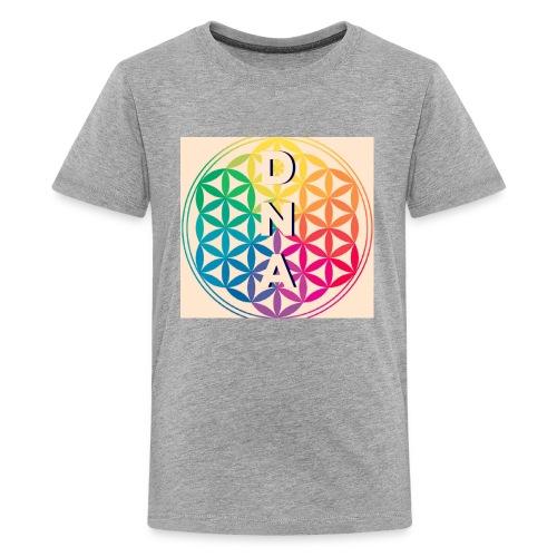 Flower of Life - DNA - Kids' Premium T-Shirt