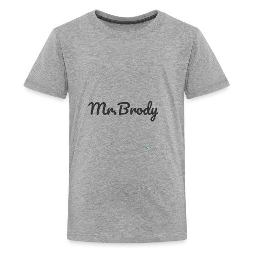 mr.brody d1 - Kids' Premium T-Shirt