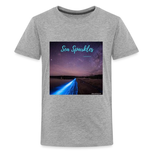 Tasmanian Sea Sparkles - Kids' Premium T-Shirt