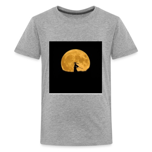 Midnight warrior - Kids' Premium T-Shirt