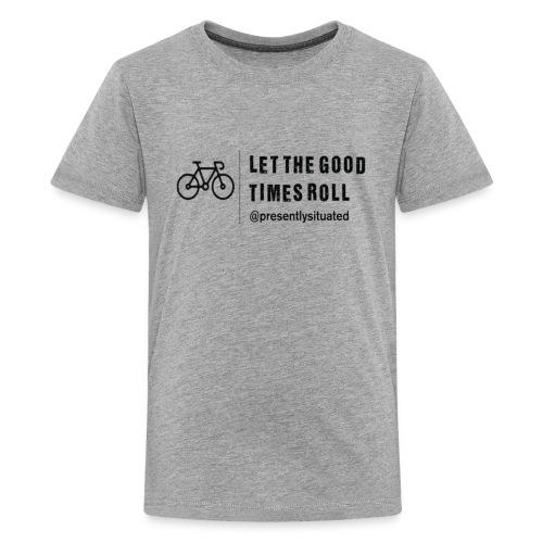 good times bike - Kids' Premium T-Shirt