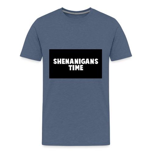 SHENANIGANS TIME MERCH - Kids' Premium T-Shirt