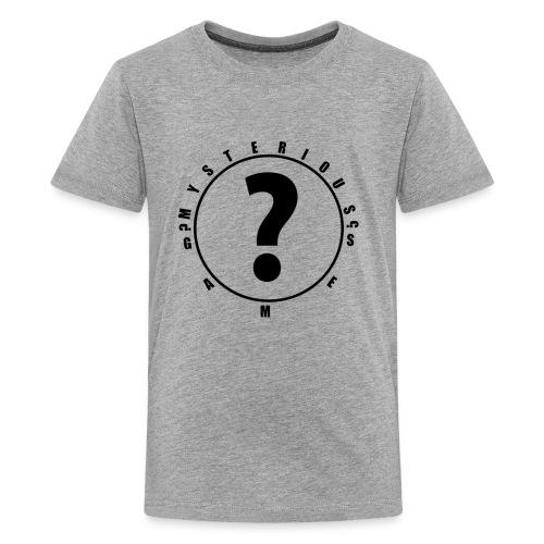 question mark logo - Kids' Premium T-Shirt