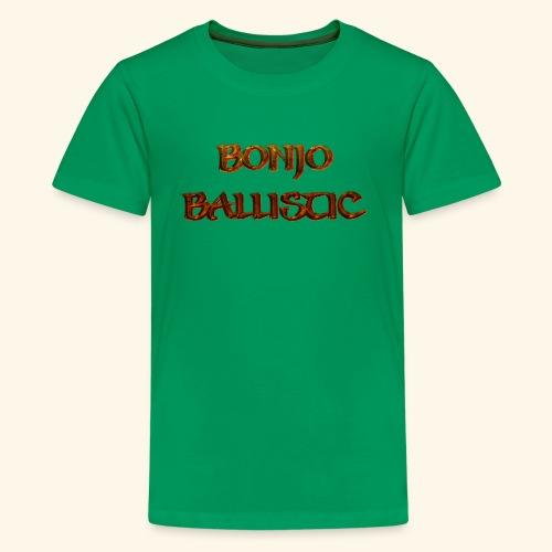 BonjoBallistic - Kids' Premium T-Shirt