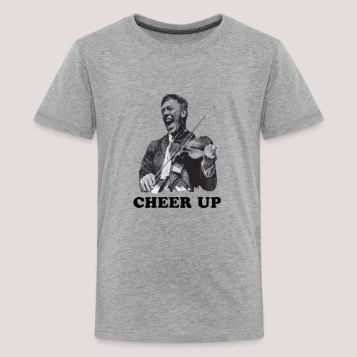 Cheer Up - Kids' Premium T-Shirt