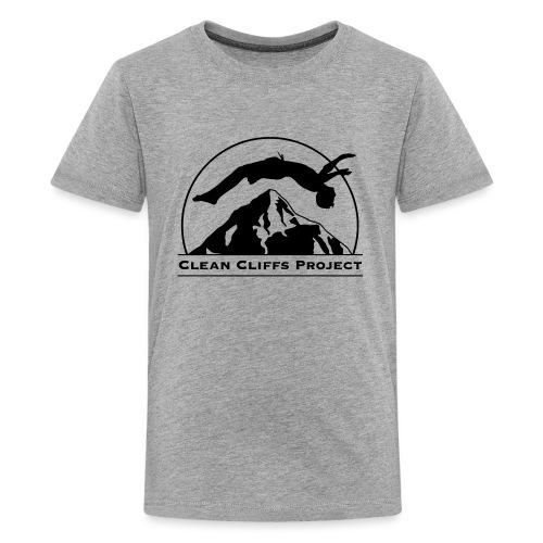 Clean Cliffs Project - Kids' Premium T-Shirt