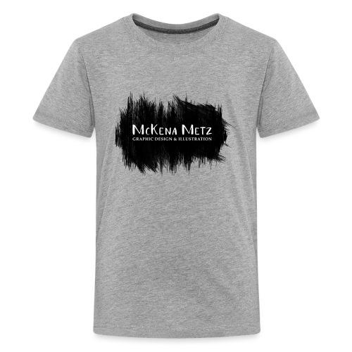 Original Scribble Logo - Kids' Premium T-Shirt