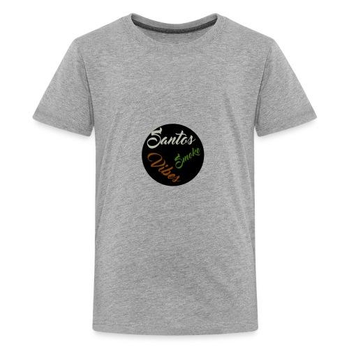 1525631040617(Santos Vibes) - Kids' Premium T-Shirt