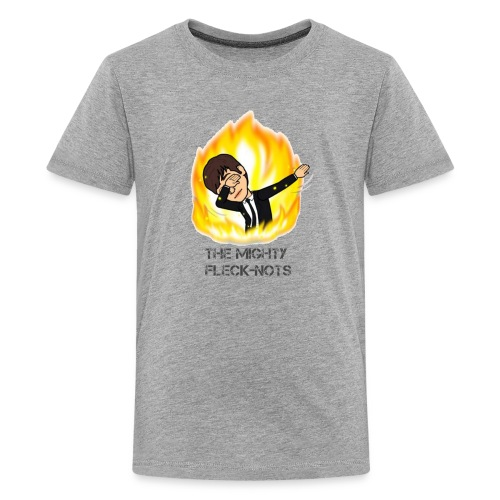 the mighty Fleck Nots - Kids' Premium T-Shirt