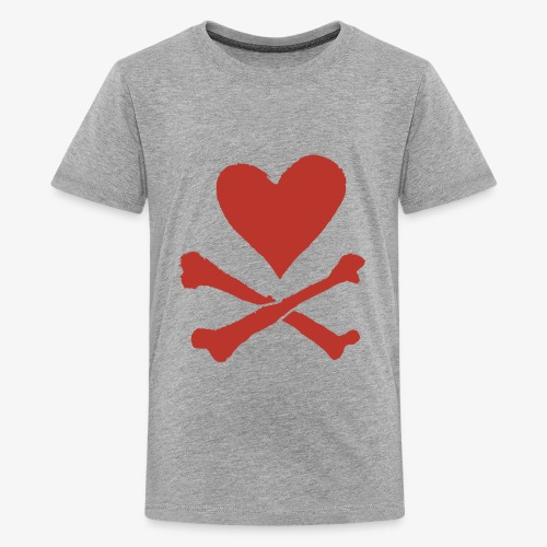 Dangerous Heart - Kids' Premium T-Shirt