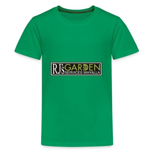 WHYALLA GARDENING - Kids' Premium T-Shirt