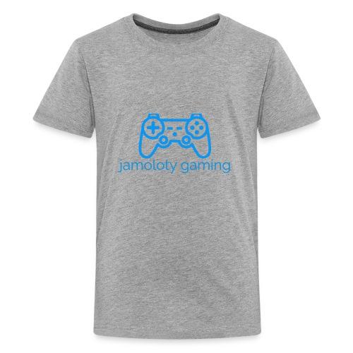 jamoloty gaming merch 2.0 - Kids' Premium T-Shirt
