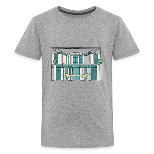 Chancellery Berlin - Kids' Premium T-Shirt