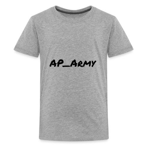AP_Army shirt - Kids' Premium T-Shirt